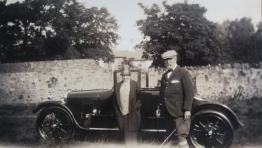 mystery album - car trip