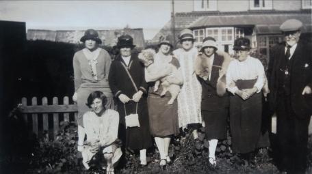 mystery album - family group