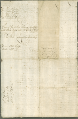 St Kilda Census, 15 June 1764