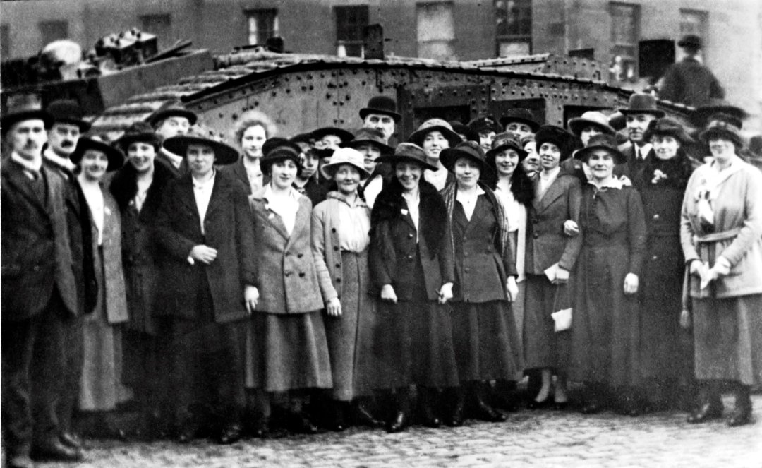 Hundred Days Women with tank