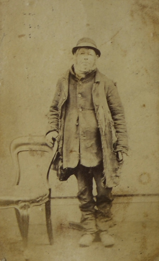 Photograph of David Brook, c. 1872, (Edinburgh City Archives, SL260/WLC/6/3/1, p. 14)