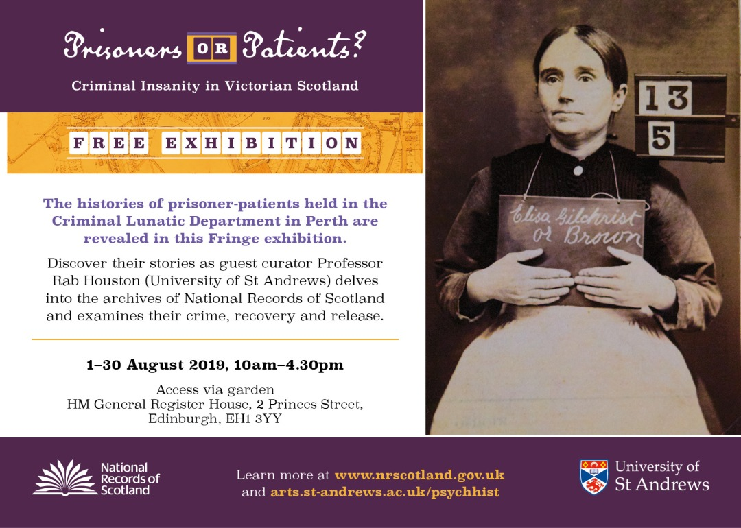 Edinburgh Fringe Festival Exhibition Poster