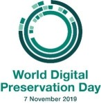 Logo world digital preservation day