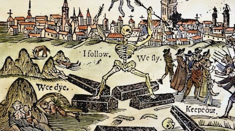 Leith plague blog 1